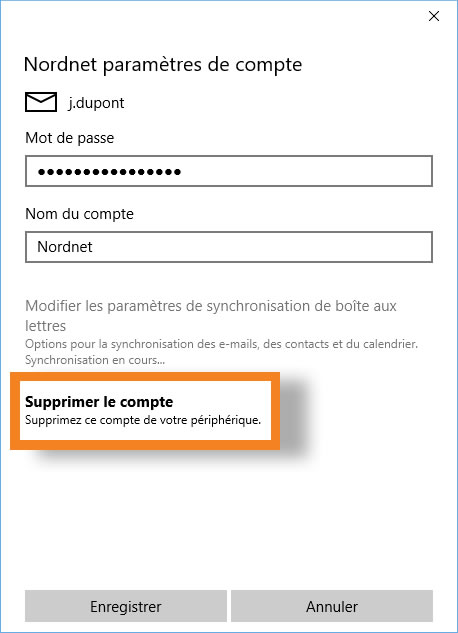 supprimer mot de passe windows 10