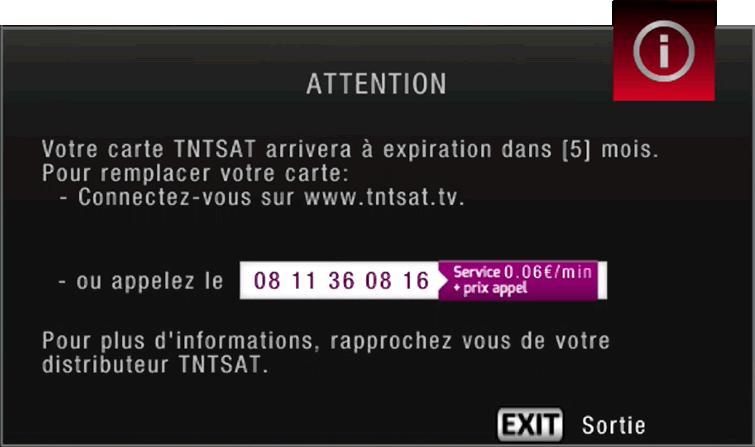 renouveler carte tnt sat Assistance Nord  RENOUVELER LA CARTE TNT SAT